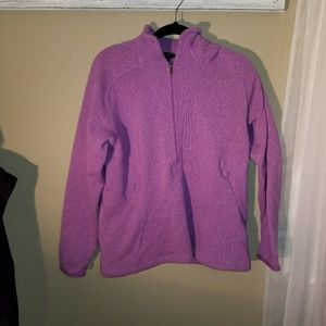 Lands End Sweater 1/2 Zip Pullover(G2)